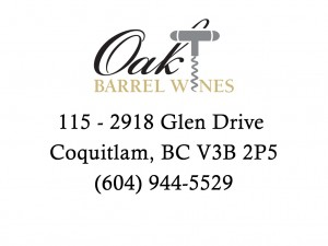 wine making coquitlam